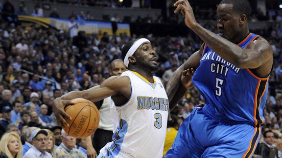 Nuggets Avoid Elimination with Win against Thunder