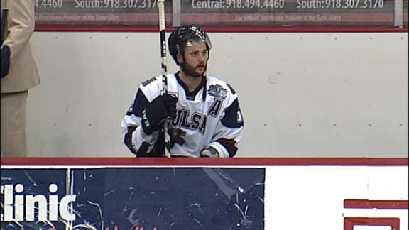 Oilers Lose Heartbreaker In OT