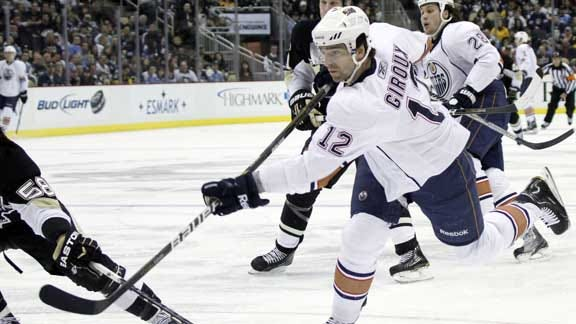 OKC Barons Giroux Named AHL All Star