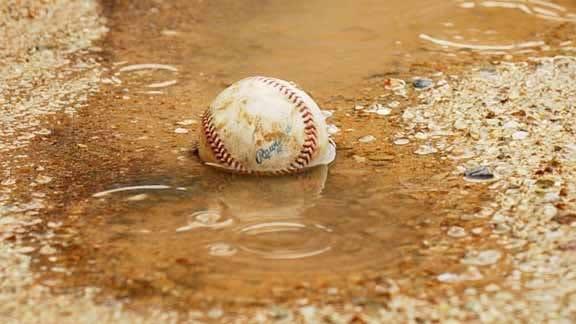 Oklahoma Baseball Rained Out Again