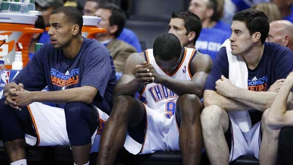 Oklahoma City Thunder Stunned at Home by Grizzlies