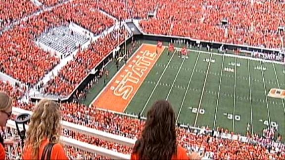 Oklahoma State Adds Second TV Game to Schedule