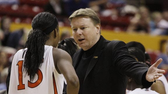Oklahoma State Falls to Wyoming without Toni Young