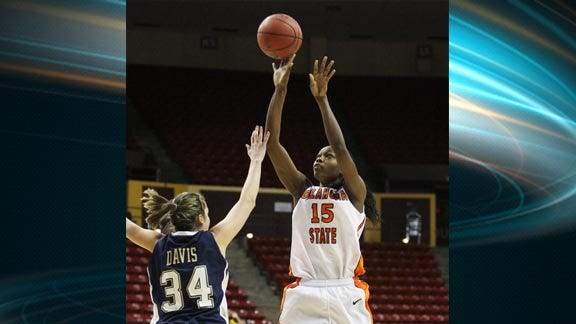 Oklahoma State Notches Second Conference Win