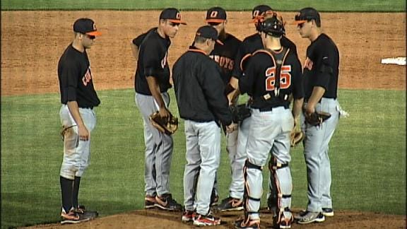 Oklahoma State Struggles against Baylor in Loss