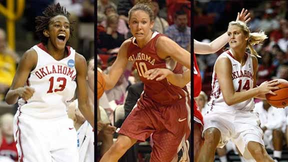 Oklahoma's Seniors Shine in Bedlam Blowout