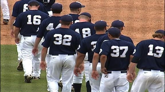 Oral Roberts Completes Series Sweep of Centenary