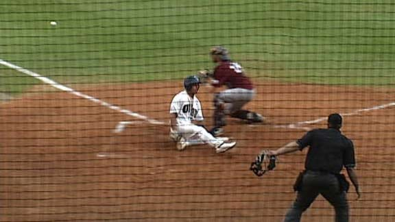 Oral Roberts Smashes Centenary in Summit League Opener