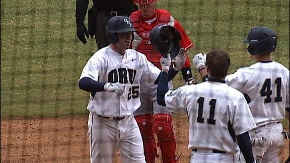 ORU Completes Three-Game Sweep of Bethune-Cookman