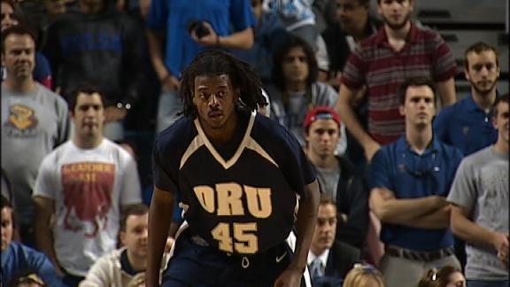 ORU to face SMU in CollegeInsider.com Tournament