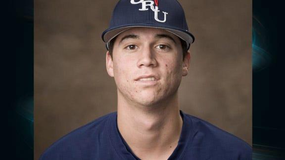 ORU's Gonzalez Named Pitcher of Week