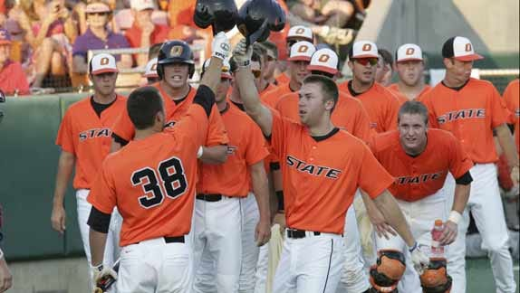 OSU Baseball Sweeps Series With Another Close Win