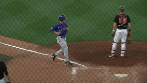 OSU Drops Pair of Games against Kansas