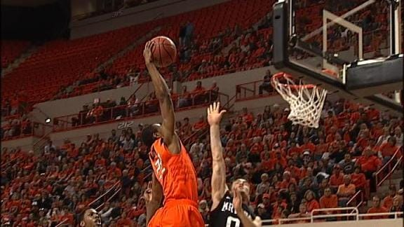 OSU Picks Up Easy Win to Open NIT