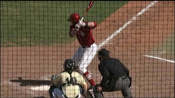 OU Baseball Continues Dominance With Another Rout