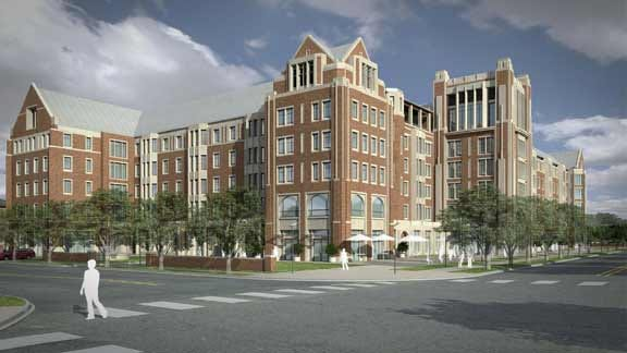 OU Board of Regents Approves Housing Center
