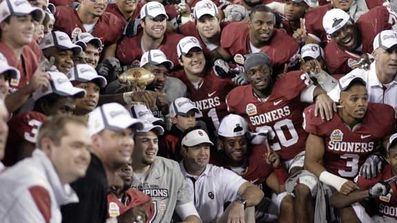 OU Football Team Honored at State Capitol