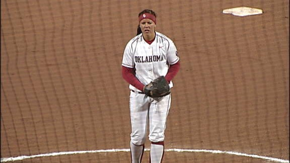 OU Softball Tunes Up with 8-3 Win