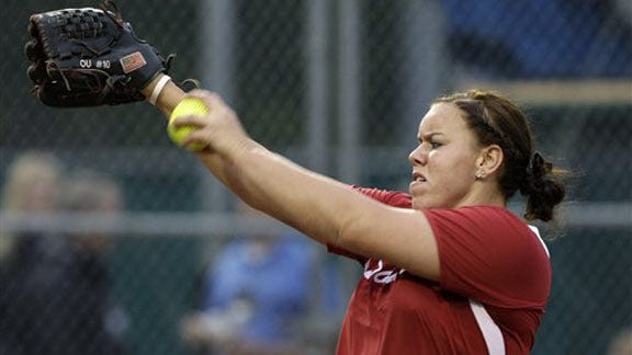OU's Ricketts Named National Player of Week
