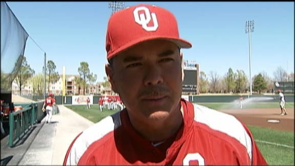 OU's Golloway, Players Discuss Recent Losses