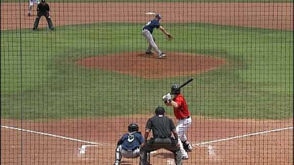 RedHawks Fall on Late Homer in New Orleans