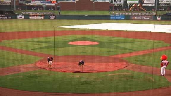 RedHawks Series Opener against Nashville Rained Out
