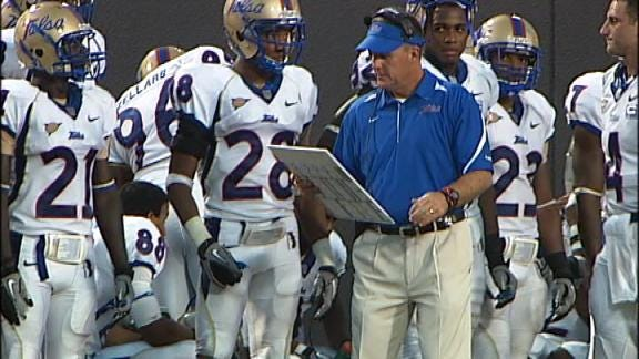 Report: Chad Morris Interviewing at Tulsa Tuesday Night
