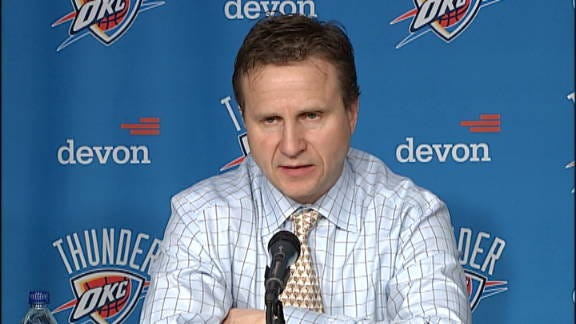 Scott Brooks after the Win over the Clippers