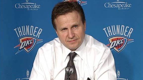 Scott Brooks after Win over Kings