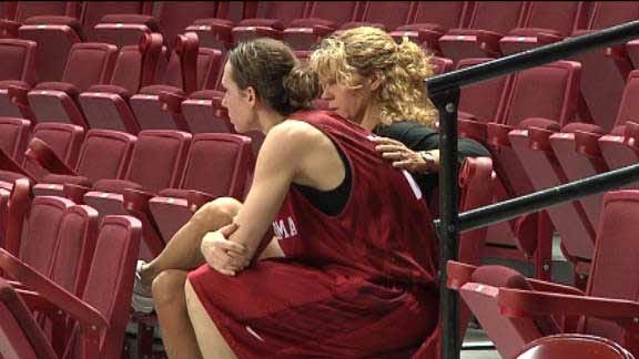 Sooner Nations' Sweetheart: A Day in the Life of Sherri Coale