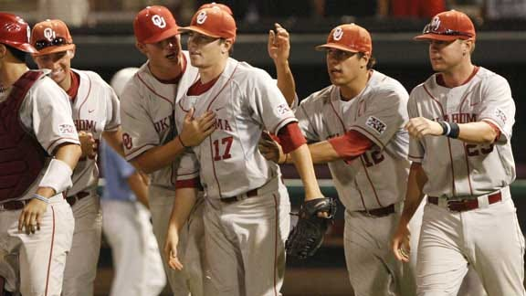 Sooners Continue Roll With Another Rout
