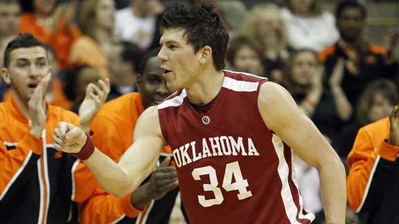Sooners End Eight-Game Skid With Bedlam Win