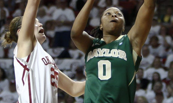 Sooners Fall at the Buzzer to Lady Bears