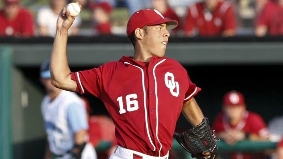 Sooners Lose Again in Rubber Match With Texas A&M