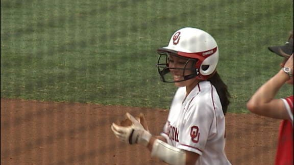 Sooners Overcome Seventh-Inning Deficit to Top Baylor