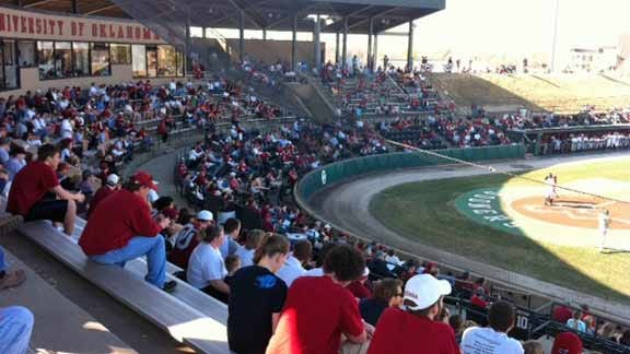 Sooners' Pitching Leads to Doubleheader Sweep of Lobos