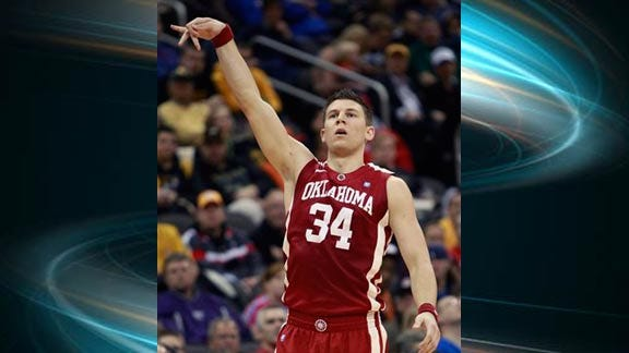 Sooners Rout Baylor 84-67, to Face Texas Thursday