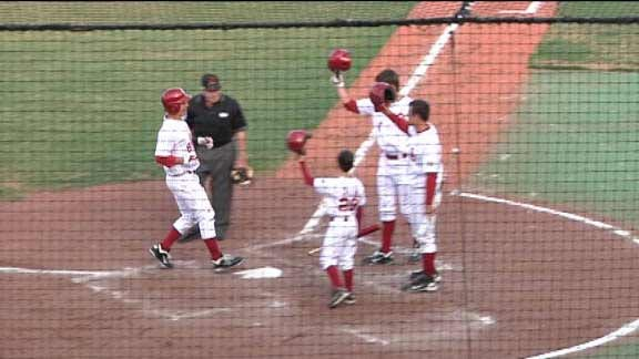 Sooners Take Advantage of Golden Lions' Poor Pitching