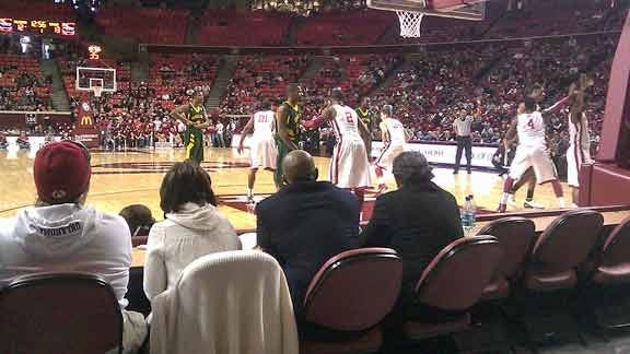 Sooners' Youth Leads Team Past Baylor