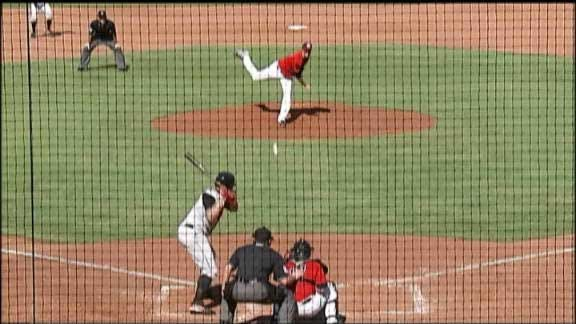 Strong Pitching Carries RedHawks to Second Straight Win