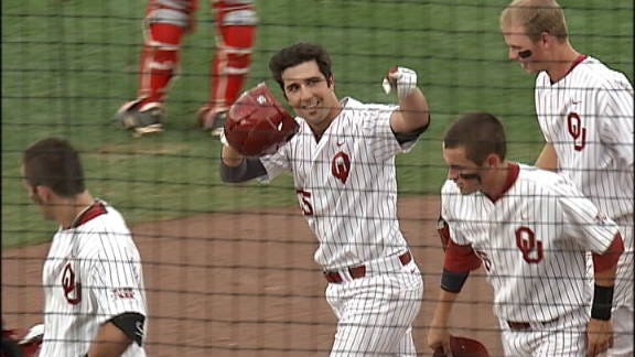 Strong Pitching Carries Sooners to Win over Nebraska