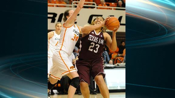 Texas A&M Overwhelms Oklahoma State