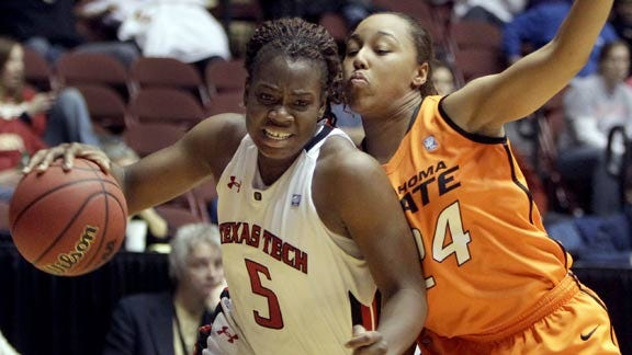 Texas Tech Knocks Cowgirls out of Big 12 Tournament