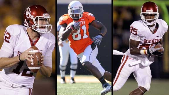 Three In-State Players Named to Sporting News Spring 25