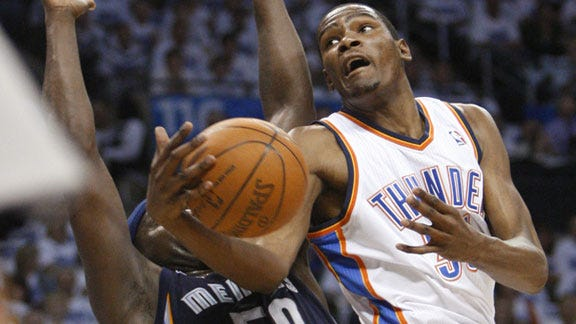 Thunder Defense Pushes Grizzlies to Brink with Victory