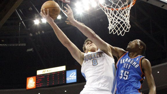 Thunder Game 5 Tickets on Sale Tuesday