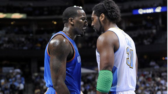 Thunder Mentally Prepping for Playoff Matchup vs Nuggets