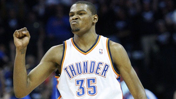 Thunder Move on to Second Round with Victory
