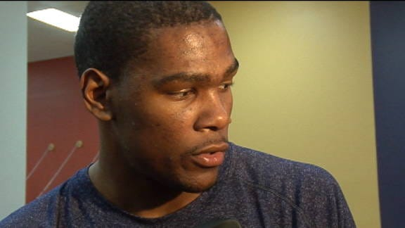 Thunder Players Serious, Focused in Practice
