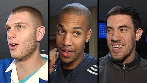 Thunder Players Weigh in on Big Matchup